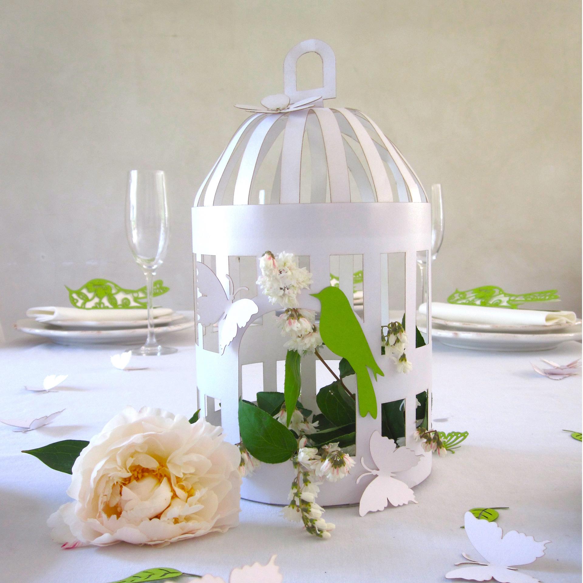 Tischdeko gro er vogelk fig tischdekoration goldene hochzeit aprikose tischdekoration - Tischdeko goldene hochzeit ...