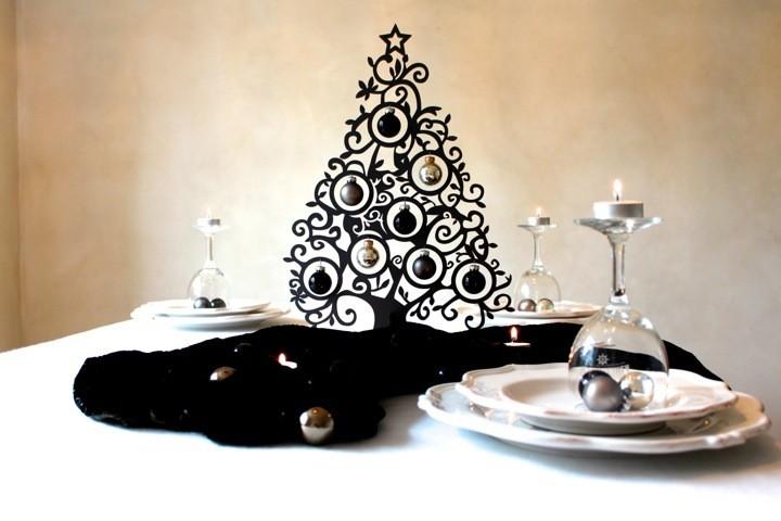 Weihnachtsdeko christbaumkugeln sammlung for Weihnachtsdeko schwarz